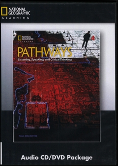 Pathways (4): Listening, Speaking, and Critical Thinking 2/e Audio CDs/4片 and DVD/1片 Package
