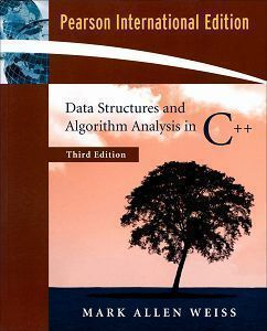 Data Structures and Algorithm Analysis in C++ 3/e