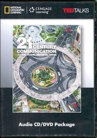 21st Century Communication (4) Audio CDs/2片 and DVD/1片