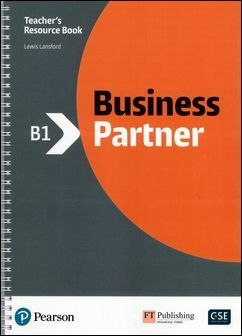 Business Partner B1 Teacher's Resource Book with MyEnglishLab