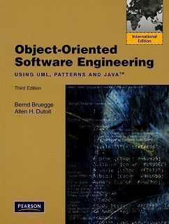 Object-Oriented Software Engineering: Using UML, Patterns and Java™ 3/e