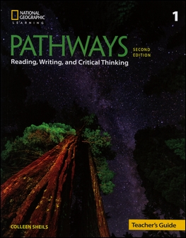 Pathways (1): Reading, Writing, and Critical Thinking 2/e Teacher's Guide