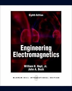 Engineering Electromagnetics 8/e