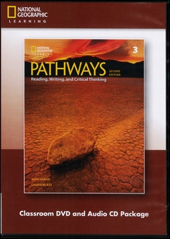 Pathways (3): Reading, Writing, and Critical Thinking 2/e Classroom DVD/1片 and Audio CDs/2片 Package
