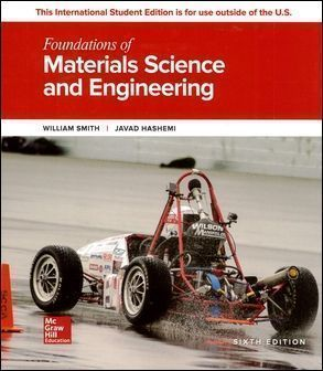 Foundations of Materials Science and Engineering 6/e