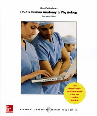 Hole's Human Anatomy and Physiology 14/e
