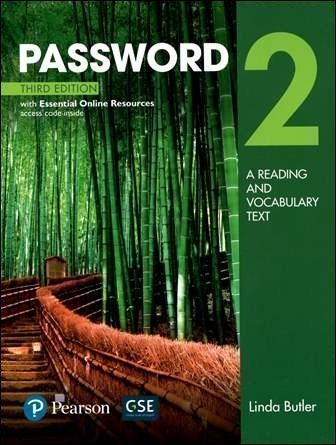 Password 3/e (2): A Reading and Vocabulary Text with Essential Online Resources