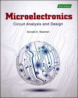 Microelectronics: Circuit Analysis and Design Brief Edition