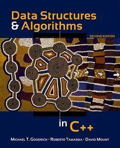 Data Structures and Algorithms in C++ 2/e