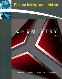 Chemistry: The Central Science 11/e