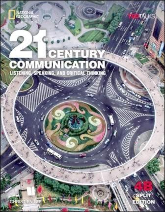 21st Century Communication (4B) Student Book with Online Workbook Sticker Code