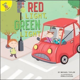 Ready Readers: Red Light, Green Light (I Help My Friends)