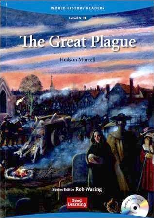 World History Readers (5) The Great Plague with Audio CD/1片