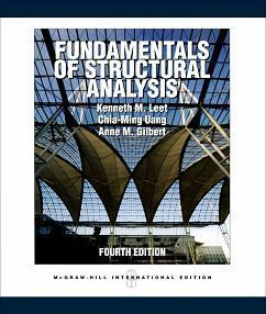 Fundamentals of Structural Analysis 4/e