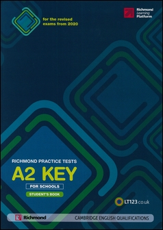 Richmond Practice Tests A2 Key Stundent's Book