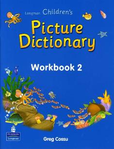 Longman Children's Picture Dictionary Workbook (2)