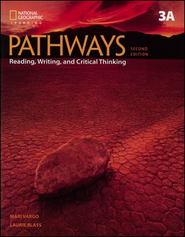 Pathways (3A): Reading, Writing, and Critical Thinking 2/e