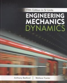 Engineering Mechanics: Dynamics 5/e (SI Units)