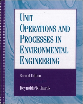 Unit Operations and Processes in Environmental Engineering 2/e (H)