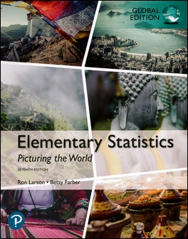 Elementary Statistics: Picturing the World 7/e