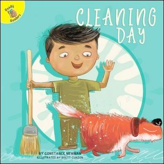 Ready Readers: Cleaning Day (My Adventures)