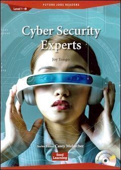 Future Jobs Readers 1-2: Cyber Secuirty Experts with Audio CD