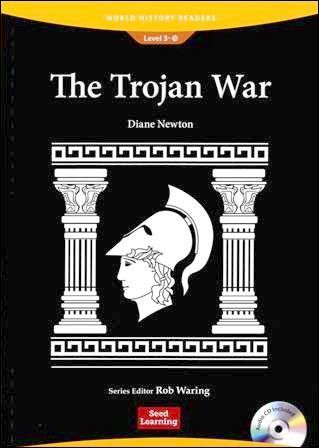 World History Readers (3) The Trojan War with Audio CD/1片