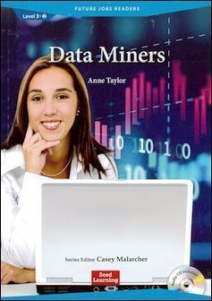 Future Jobs Readers 3-5: Data Miners with Audio CD