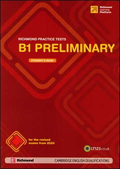 Richmond Practice Tests  B1 Preliminary Key Student's Book