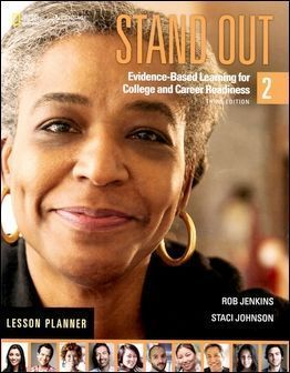 Stand Out 3/e (2) Lesson Planner: Evidence-Based Learning for College and Career Readiness
