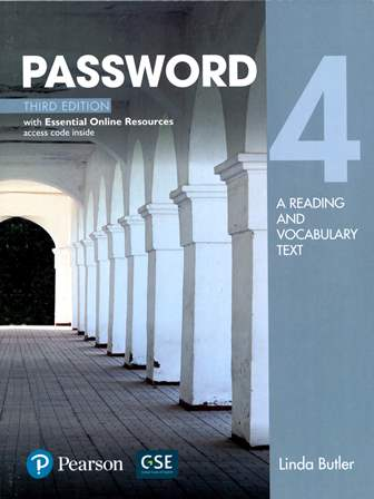 Password 3/e (4): A Reading and Vocabulary Text with Essential Online Resources