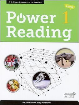 Power Reading (1) Student Book with MP3 and Student Digital Materials CD/1片