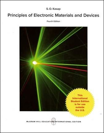Principles of Electronic Materials and Devices 4/e
