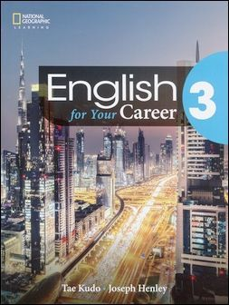 English for Your Career (3) with MP3 CD/1片
