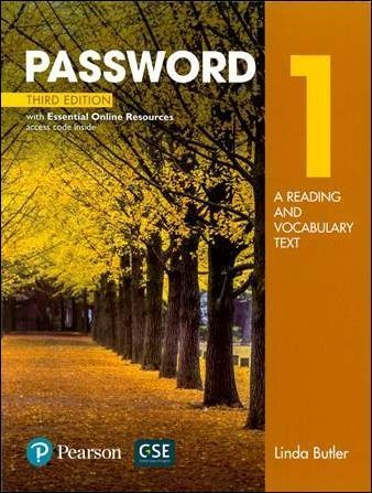 Password 3/e (1): A Reading and Vocabulary Text with Essential Online Resources