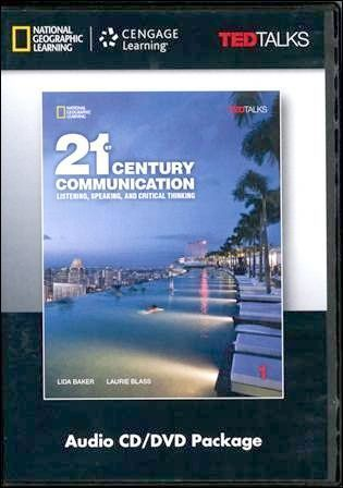 21st Century Communication (1) Audio CDs/2片 and DVD/1片