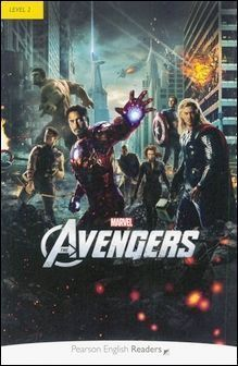 Pearson English Readers Level 2 (Elementary): Marvel's The Avengers