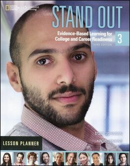 Stand Out 3/e (3) Lesson Planner: Evidence-Based Learning for College and Career Readiness