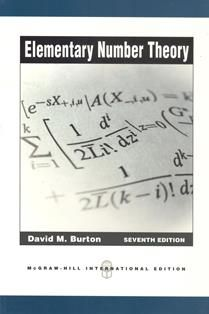 Elementary Number Theory 7/e