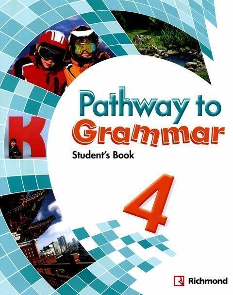 Pathway to Grammar (4) Student's Book with Audio CD/1片