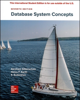 Database System Concepts 7/e