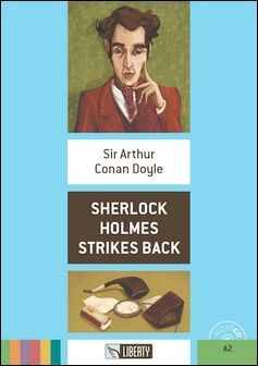 Eli Liberty Readers (A2): Sherlock Holmes Strikes Back with CD/1片