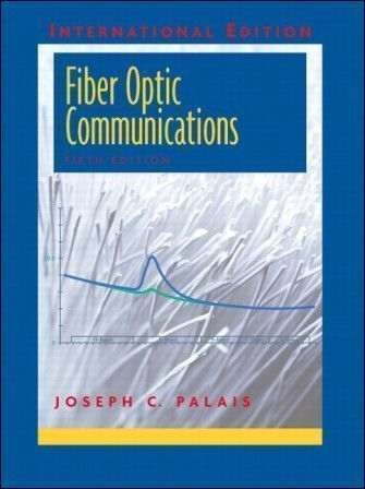 Fiber Optic Communications 5/e