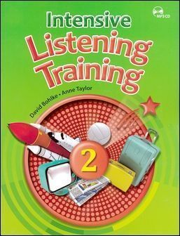 Intensive Listening Training (2) with MP3 CD/片 and Answer Key