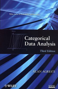 Categorical Data Analysis 3/e