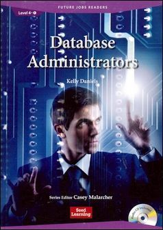 Future Jobs Readers 4-1: Database Administrators with Audio CD