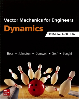 Vector Mechanics for Engineers: Dynamics 12/e