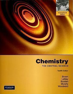 Chemistry: The Central Science 12/e