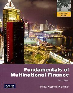 Fundamentals of Multinational Finance 4/e