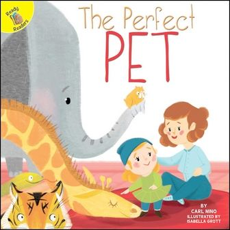 Ready Readers: The Perfect Pet (Family Time)